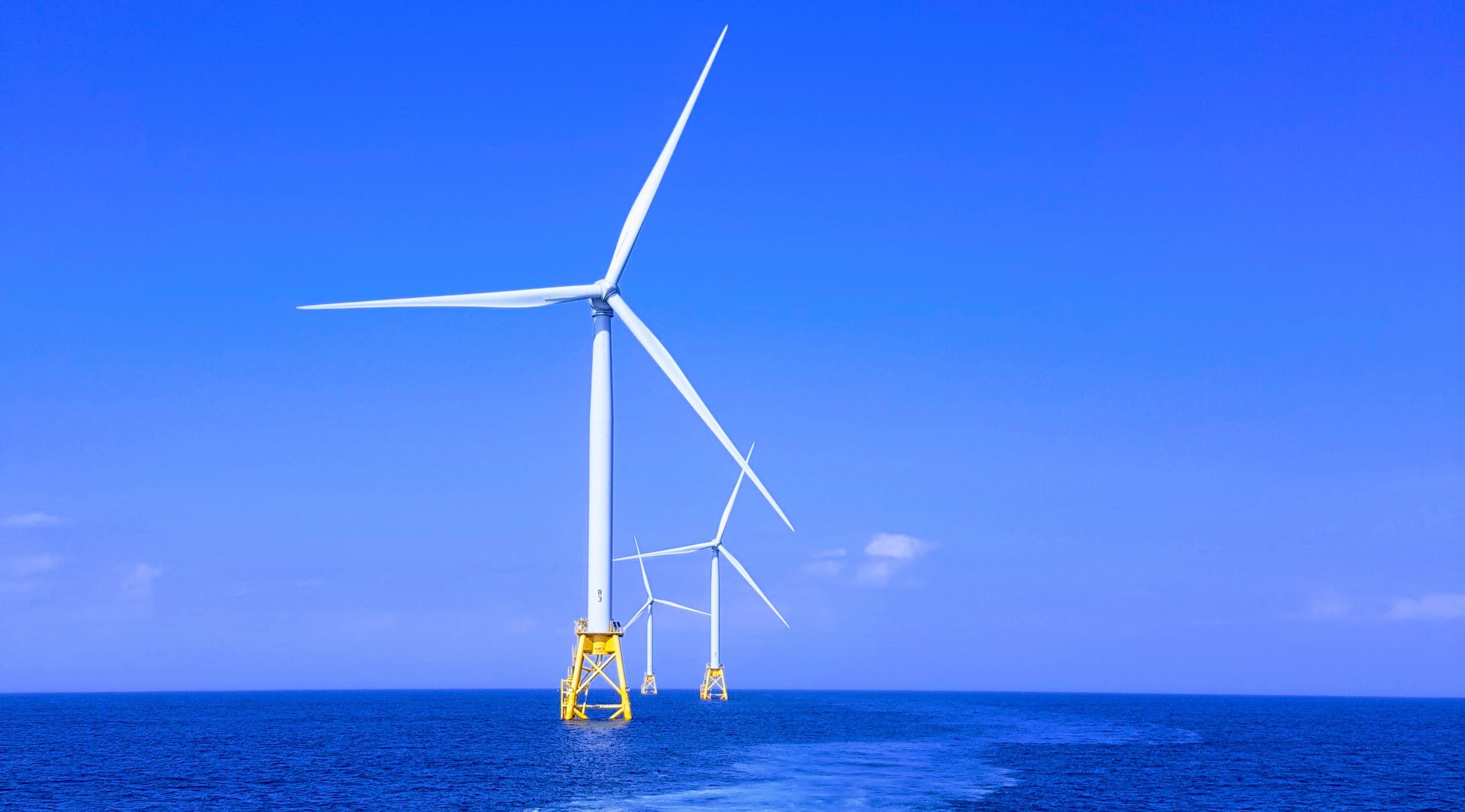 Rampion Wind Farm Comes Online