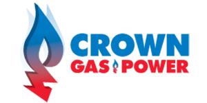 Crown Gas & Power Logo