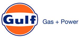 Gulf Gas & Power Logo