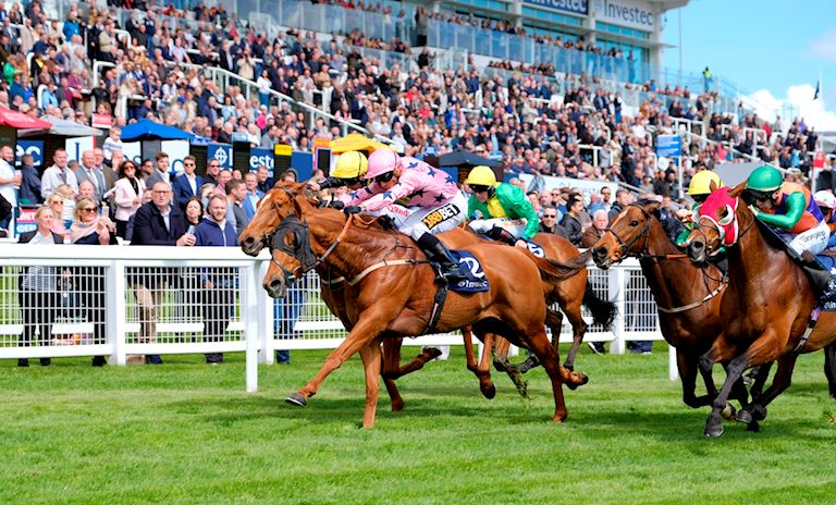 Lady's Day at Epsom