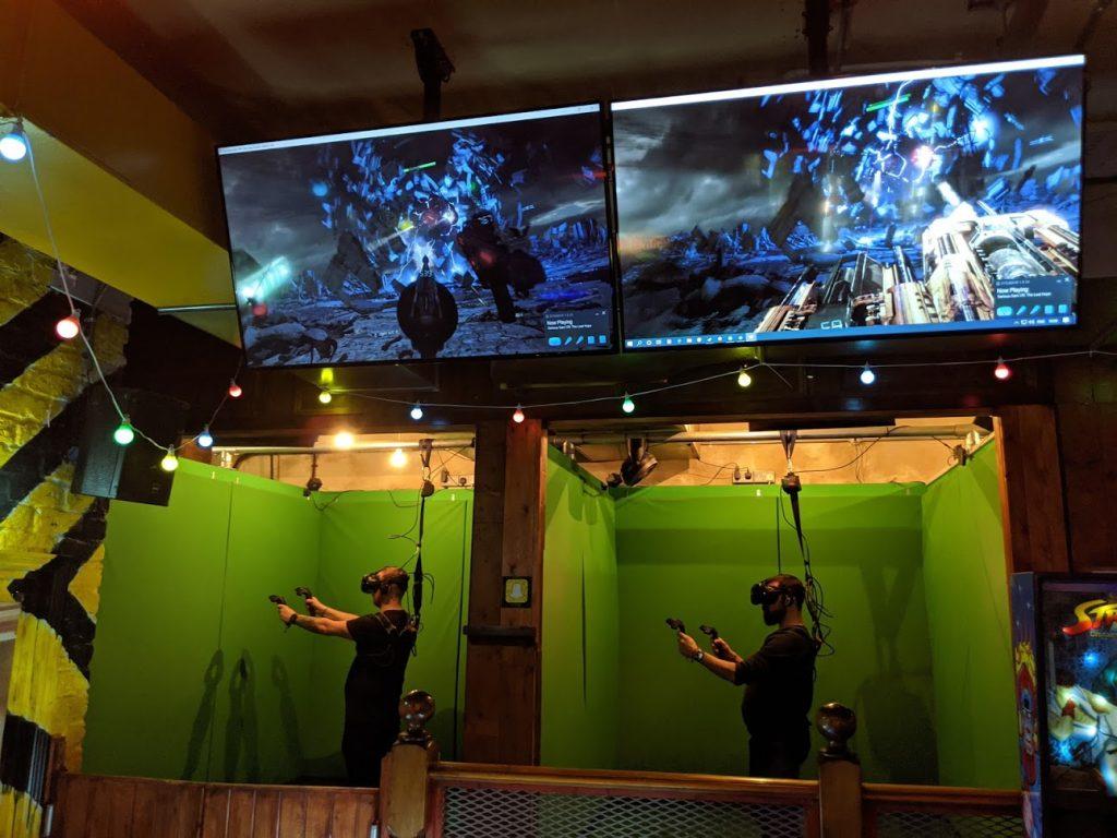 World's End Pub – Food, drink & Virtual reality