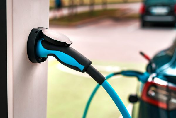 electric vehicle charging station point 489JA84