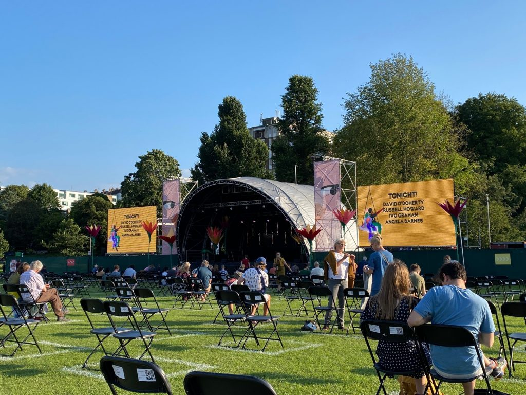 Brighton Comedy Garden – Taking The Flock Out To Pastures New!