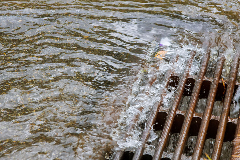 Water Bill - Highway drainage