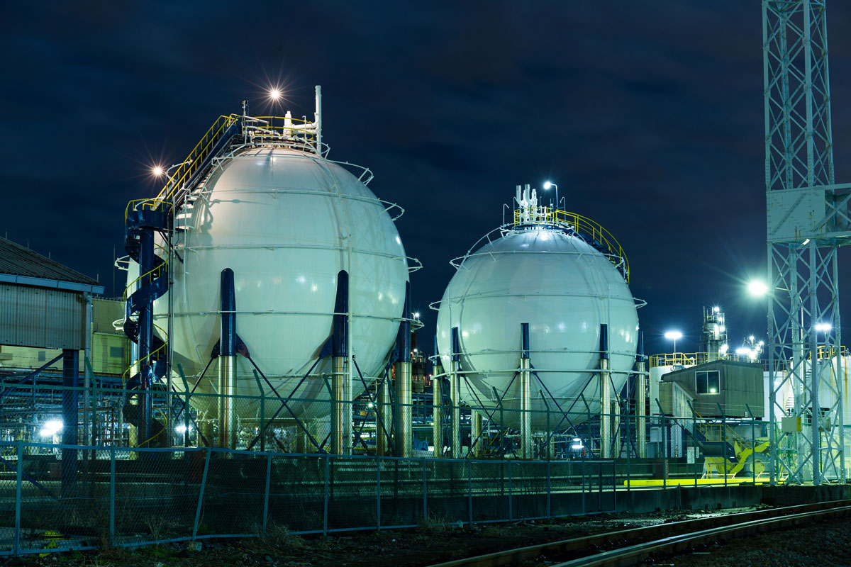 Wholesale Energy Prices Soar - European Gas Storage Capacity too low